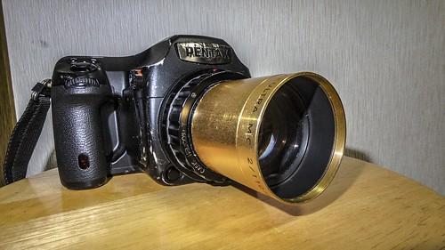 645Z with Cinelux-Ultra MC 110mm f2
