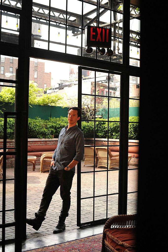 Бенедикт Камбербэтч — Фотосессия для «LA Times» 2013 – 3