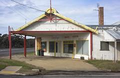 Langley's Service Station