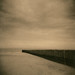 With Holga at the Sea by Wolfgang Moersch