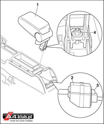70944 - Instalacja przełącznika deaktywacji poduszki pasażera AIR BAG OFF - 17