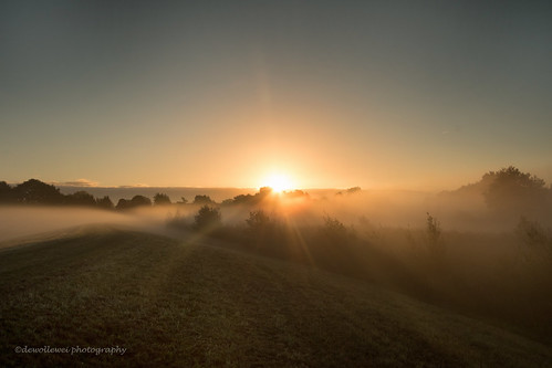 sun mist fog sunrise nevel overijssel hardenberg zonsopkomst vechtdal overijsselsvechtdal diffelen vechtdaloverijssel