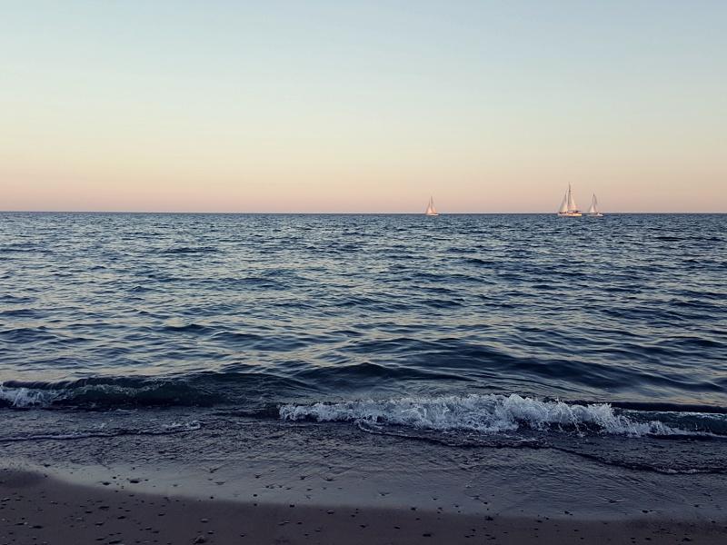 Toronto Islands Beach