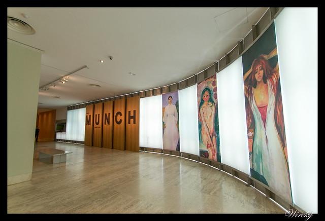 Entrada a exposición Edvard Munch. Arquetipos
