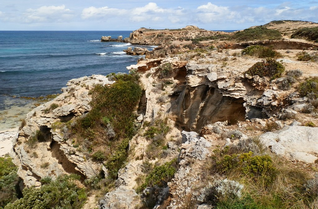 Cape Northumberland, one of many Limestone Coast Attractions, South Australia