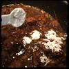 #Homemade Mini #Meatballs & #Mushrooms #CucinaDelloZio - corn starch