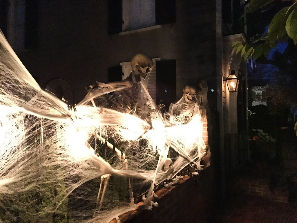 this week in an effort to either entice you to visit old town this halloween to give you a few tips on how to best enjoy halloween in our neighborhood if - Restoration Hardware Halloween