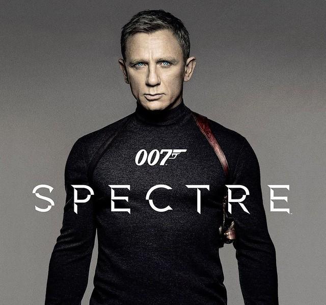 007 Spectre - James Bond