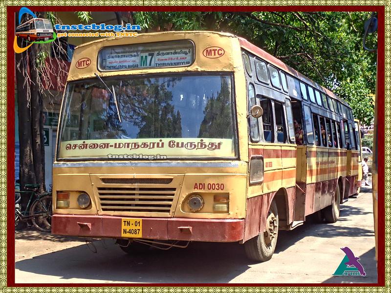 Chennai   Bus Terminals   MTC Bus   Other Road Transport Updates