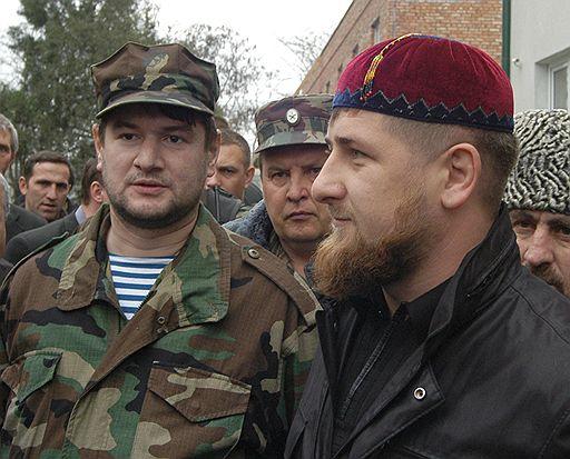 Ямадаев и Кадыров