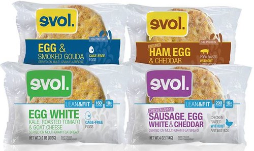 Evol Sandwiches at Meijer