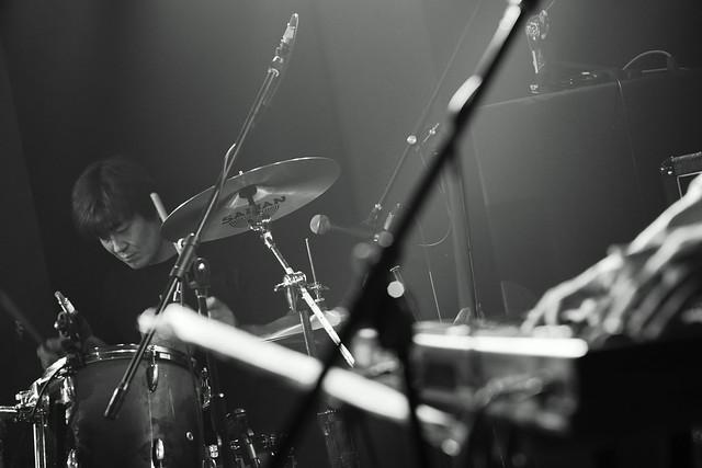 ファズの魔法使い live at 獅子王, Tokyo, 20 Nov 2015. 253