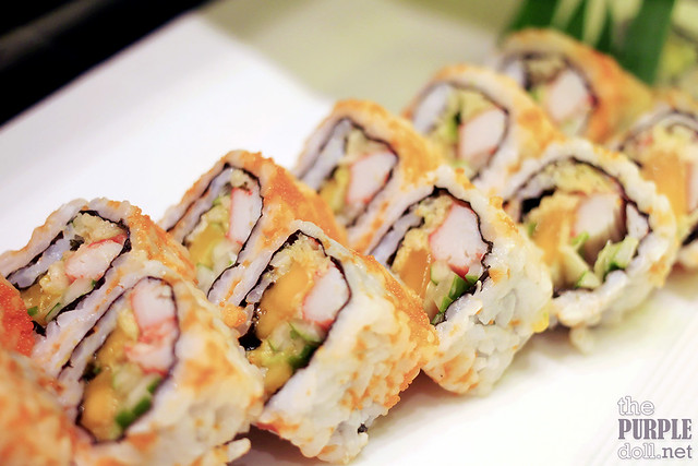 Japanese California Maki