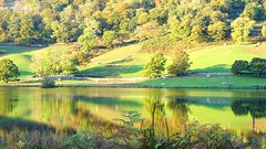 Rydal water the Lake District