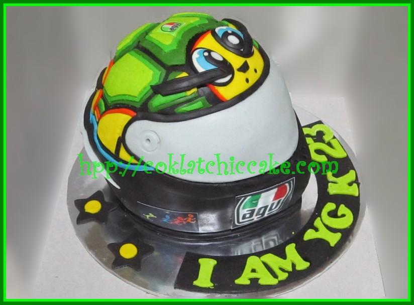 Cake Valentino Rossi