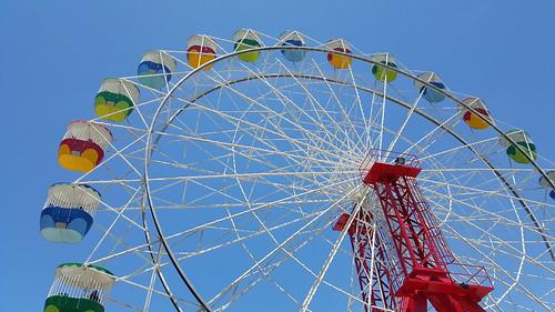 Ferris Wheel, Luna Park, Sydney NSW