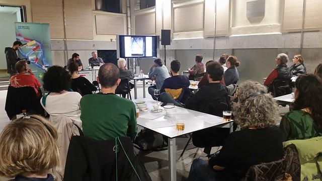 2015. Cafés Científicos. British Council Semana de la Ciencia