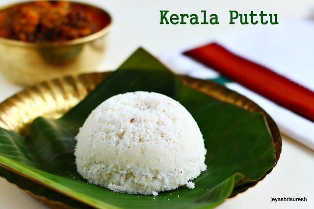 Kerala puttu recipe