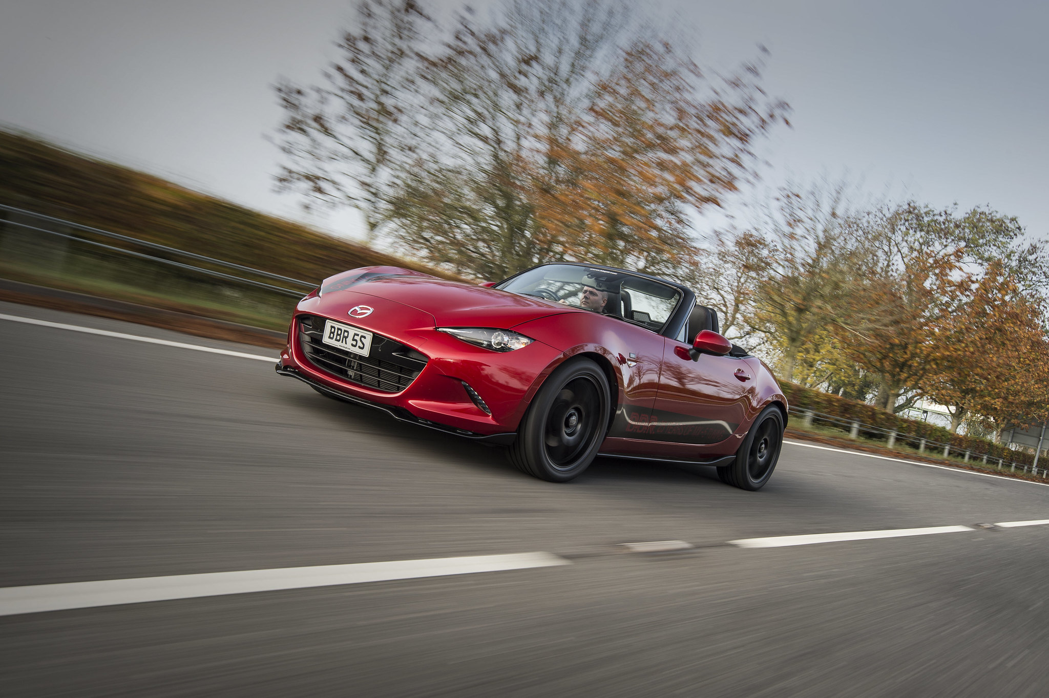 BBR unveils engine and chassis tuning program for MX-5 sports car