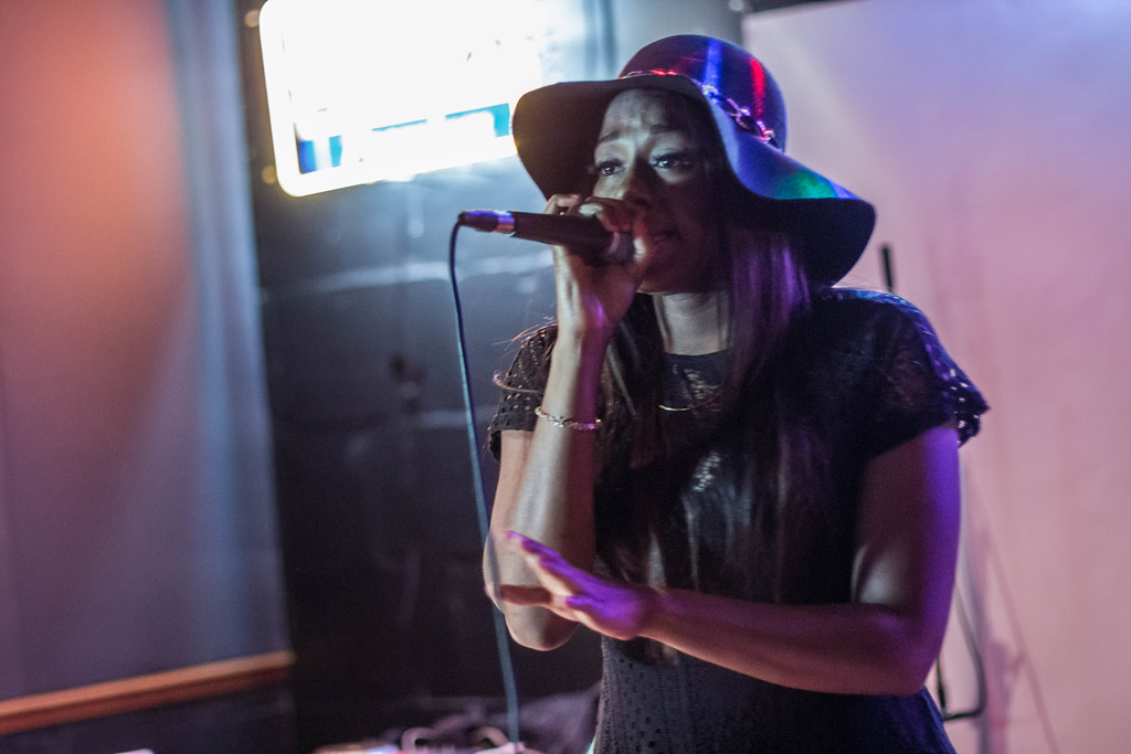 Keiria Marshae | Dominique Morgan EP Release | The Down Under Lounge | 12/04/2015