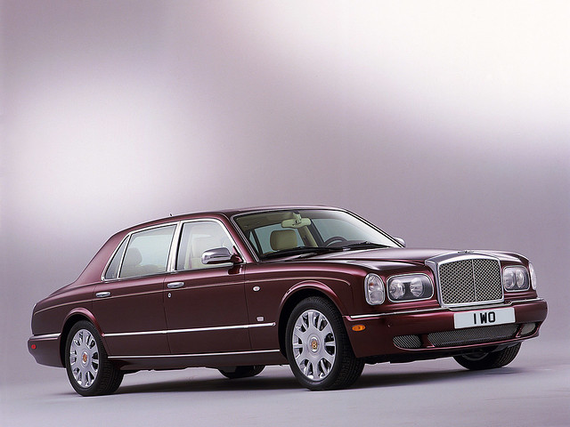 Bentley Arnage 2004 года
