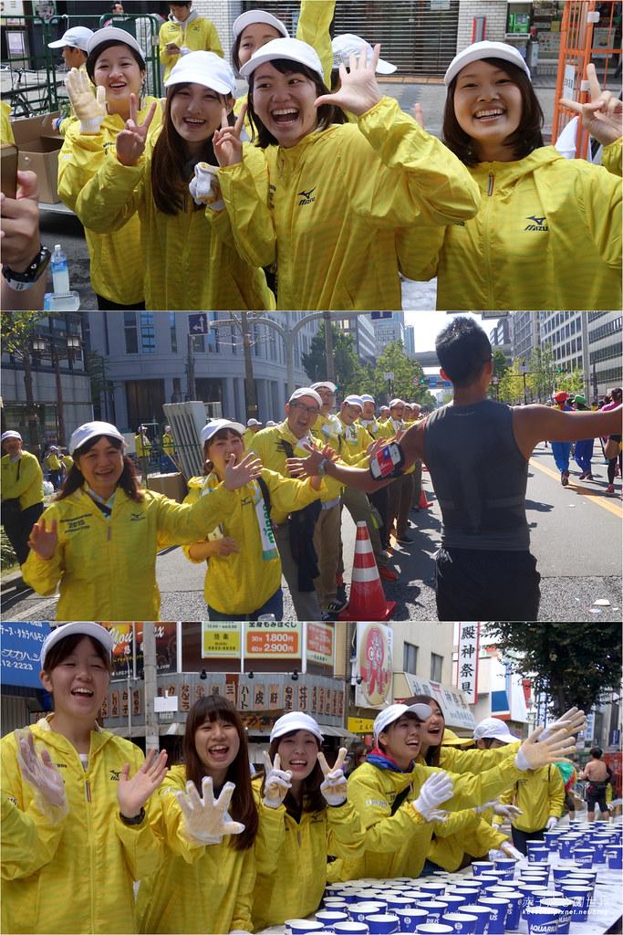拼圖-大阪馬拉松-官方加油隊