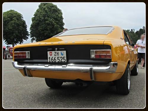 Ranger A Coupé, 2500 GTS