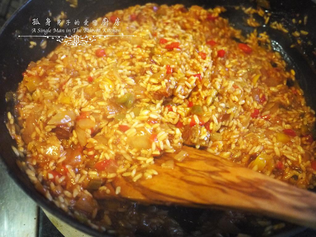 孤身廚房-Jambalaya什錦飯──美國南方多元風情文化融合的經典料理28