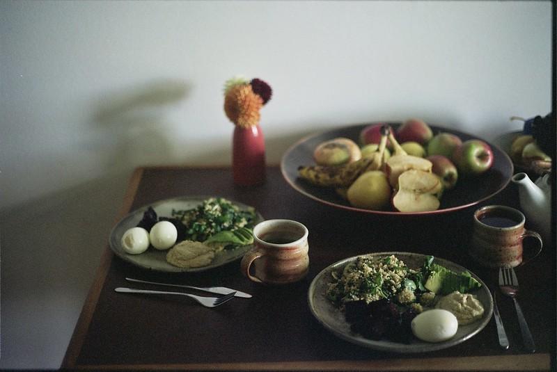 Lunch // Schorlemädchen