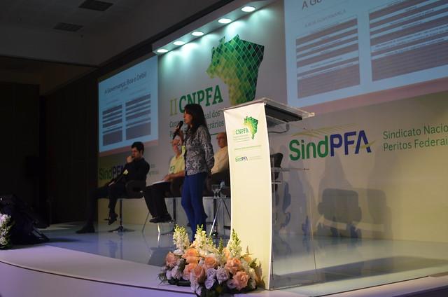II CNPFA - 29/11/2016 - Mesa Sobreposição de políticas públicas