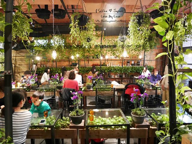 日本東京表參道花店咖啡館Aoyama Flower Market Tea House青山店  (14)