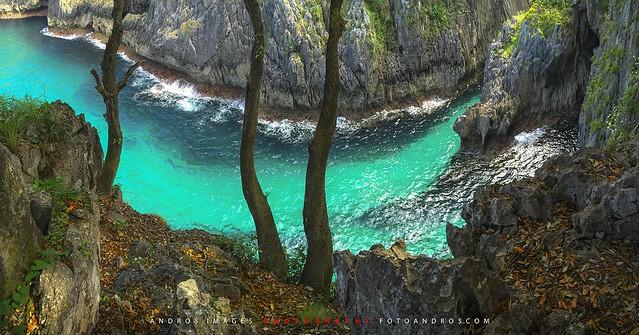 Oriente Asturiano - Por el entorno de la cueva del Pindal.