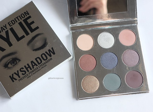 Kylie Cosmetics Kyshadow Holiday Palette