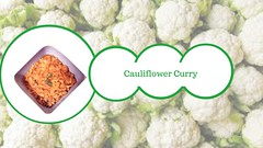 Cauliflower Curry recipe|| Indian Foods