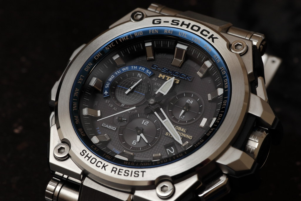 new product 167b5 00275 Casio G-Shock MTG-G1000D | Canon 5DII + Tamron 90mm f/2.8 Ma ...