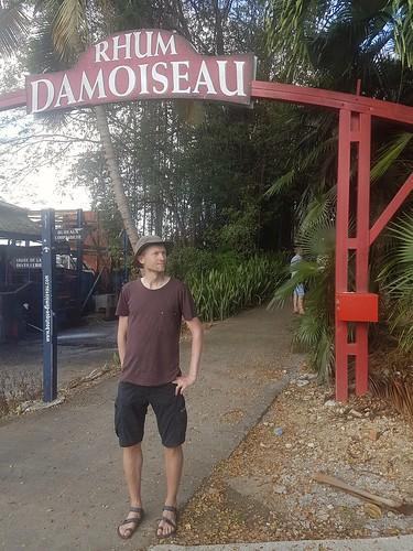 Destillerie Damoiseu