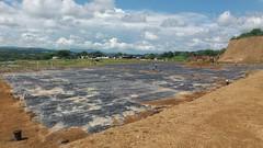 Alcaldía de Chone trabaja en el saneamiento ambiental del vertedero municipal