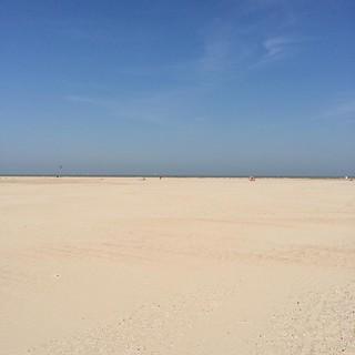 Net genoeg plaats. #zee #strand #seaside #zomer2015