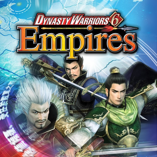 DynastyWarriors6Empires_MasterArt