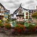 Eguisheim, place du château St-Léon by Alps-Lights