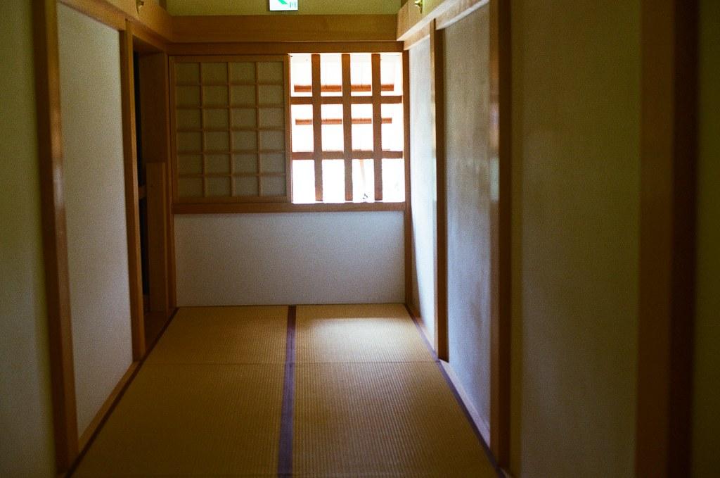 本丸御殿大広間 熊本城 熊本 Kumamoto 2015/09/06 本丸御殿大広間,在本丸的旁邊。  Nikon FM2 / 50mm Kodak UltraMax ISO400 Photo by Toomore
