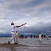 Brambles Cricket match 2015 by Christian Beasley