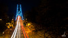 Lions Gate Bridge at Night | Vancouver