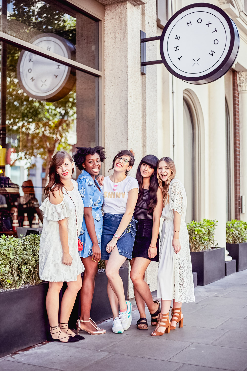 the bloggers market 2015 fashion blogger group girl gang