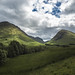 Scottish hills by Tarek Harbi