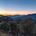 Dukes Pass Sunset by Mr_Souter