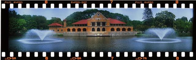 Washington Park Lakehouse