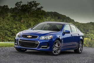 2016 Chevrolet SS - US