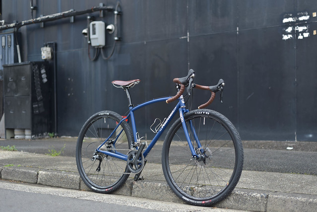 "Hunter Cycles ""Round Top Disc Cross"""