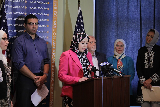 PRESS CONFERENCE: CAIR-Chicago, Syrian-American and U.S. Muslim Groups to Call for Immediate Action on Syrian Crisis